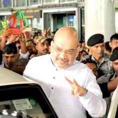 The big news: Amit Shah threatens to uproot Trinamool from West Bengal, and nine other top stories