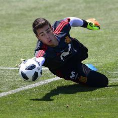 Goalkeeper Kepa Arrizabalaga pays €80 million buyout clause to Bilbao amid Chelsea interest