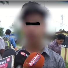 In Assam, 16-year-old YouTuber detained twice in a week for video criticising BJP
