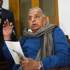 'Nobody respects me now,' bemoans Samajwadi Party leader Mulayam Singh Yadav