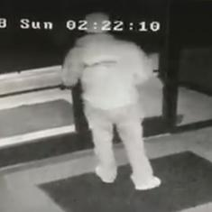 Caught on camera: Why was this thief break-dancing after stealing from a law firm?