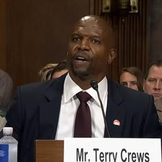 Watch: Actor Terry Crews gives powerful testimony about being sexually assaulted