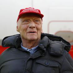 Niki Lauda recovering in 'very satisfying' state after emergency lung transplant
