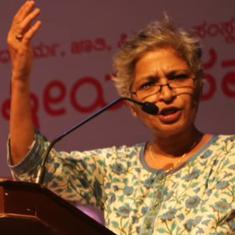 'Requiem for Gauri Lankesh': This song pays tribute to the murdered journalist and activist