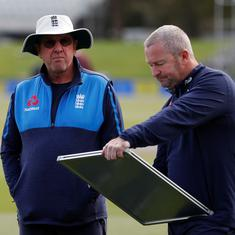 Paul Farbrace to replace Trevor Bayliss as England head coach for T20Is against Australia, India