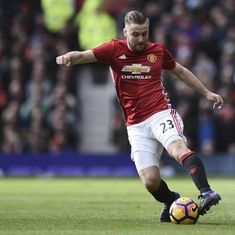 Jose Mourinho questions Luke Shaw's focus ahead of Everton clash