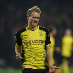 Borussia Dortmund winger Andre Schuerrle to seal loan move to Fulham