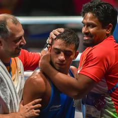 Asian Games, Day 14, as it happened: Gold medals from boxing, bridge cap India's campaign