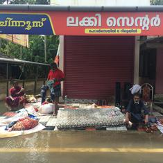 In Kerala's Ernakulam, a village mourns its dead, a hospital lies ruined as waters refuse to recede