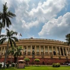 Monsoon Session: Rajya Sabha adjourned for the day over final draft of National Register of Citizens