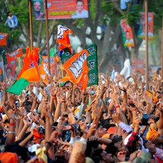 In charts: There is good news for the BJP in its limited territorial expansion