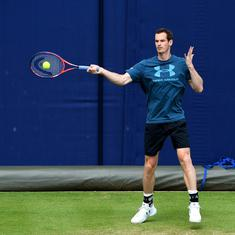 Andy Murray pulls out of Davis Cup tie in Glasgow to continue rehabilitation work on his hip