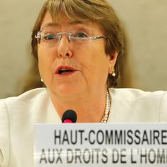 New UN human rights chief Michelle Bachelet criticises India for not heeding its report on Kashmir