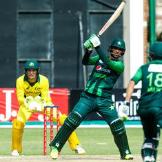 Zaman stars as Pakistan down Australia to clinch T20 tri-series crown