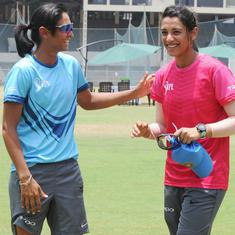 Harmanpreet Kaur, Smriti Mandhana, Veda Krishnamurthy named captains for T20 Challenger Trophy