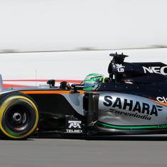 Critical situation: Formula One team Force India goes into administration