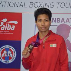 Boxing: Lovlina Borgohain defeats Russia's Azizova at Silesian Championship