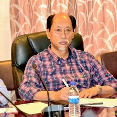 'Nagaland needs your help': CM Neiphiu Rio again appeals to Narendra Modi for Centre's assistance
