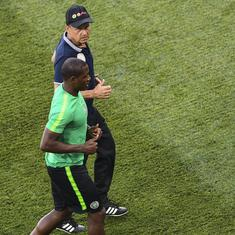 'We will not lose this game': Nigeria coach Gernot Rohr confident ahead of Iceland clash