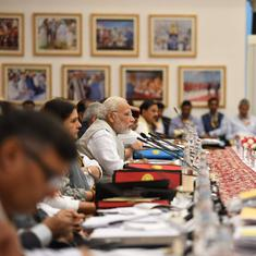 The challenge now is to take economic growth to double digits, says PM Modi at NITI Aayog meet