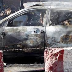 अफगानिस्तान : आत्मघाती हमले में 17 सिख-हिंदुओं की मौत