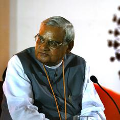 Atal Bihari Vajpayee (1924-2018): Gracious statesman, gifted orator, committed member of the Sangh