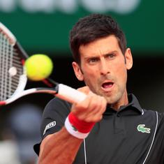 French Open, day 8 men's roundup: Djokovic to face Cecchinato in record 12th QF at Roland Garros