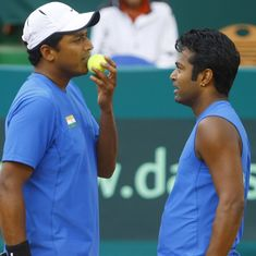 Davis Cup: Mahesh Bhupathi leaves Leander Paes and Rohan Bopanna in reserves for Uzbekistan tie