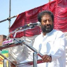 Shiv Sena MP Ravindra Gaikwad booked in Latur for misbehaving with the police: TOI