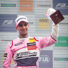 Racing: India's Jehan Daruvala begins FIA Formula 3 European season with a podium finish in France