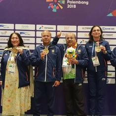 From unknowns to India's own: Bridge contingent keeps the tricolour flying at the Asian Games