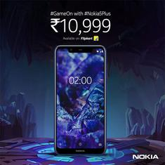 Nokia 5.1 Plus priced at 11k, sale begins on October 1st
