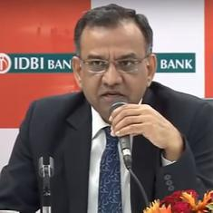 Government appoints IDBI Bank's CEO MK Jain as RBI deputy governor