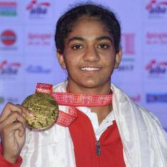World Youth Boxing Championships: Nitu wins second straight gold in 48kg event
