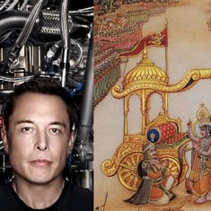 Are we living inside a cosmic computer game? Elon Musk echoes the Bhagwad Gita (and the Matrix)
