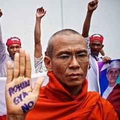 म्यांमार में सांप्रदायिक हिंसा भड़की, बौद्धों ने मस्जिद पर हमला बोला