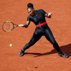 Serena impact: WTA changes rules for player rankings on return, wearing leggings