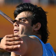 I am not thinking about medals, I just want to give my best at Asian Games: Neeraj Chopra