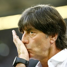 Football: Pressure builds on Loew after Germany lose 0-3 against Netherlands