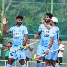 एशियाई खेल : आज हॉकी में भारत और पाकिस्तान कांसे के लिए भिड़ेंगे