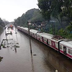 The big news: Heavy rain cripples Mumbai on Monday morning, and nine other top stories