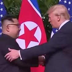 Watch: This lip-read version of the Trump-Kim summit seems more believable than the real one