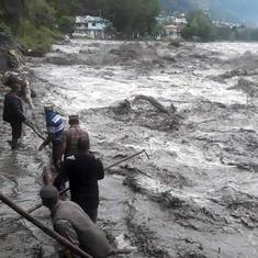The big news: Rain, landslides kill 11 people in J&K and Himachal Pradesh, and 9 other top stories