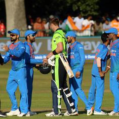 Openers, wrist-spinners steer India to comfortable 76-run win over Ireland in first T20I
