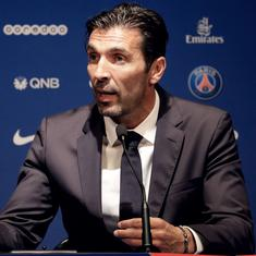PSG 'not ready' to win Champions League, says Buffon