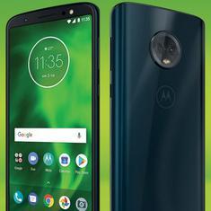 टर्बो चार्जिंग के साथ 'मोटो जी6' और 'मोटो जी6 प्ले' स्मार्टफोन भारत में लॉन्च