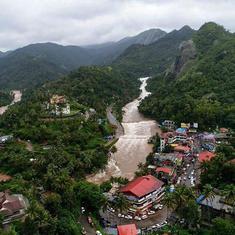 केरल में अगले 24 से 48 घंटे में भारी बारिश का अनुमान