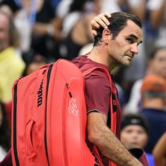 I felt I couldn't get air: Federer admits he struggled in humid conditions during shock US Open loss