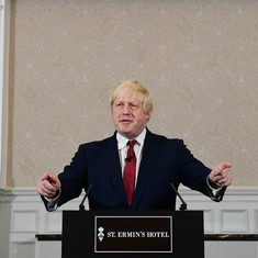 Boris Johnson says he will not run for Prime Minister of UK