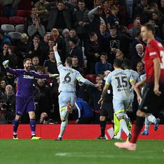 EFL Cup: Lampard's Derby knock Manchester United out on penalties, Foden shines for City